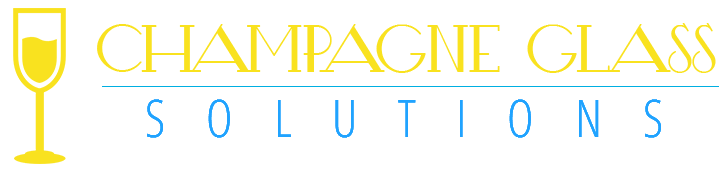 Champagne Glass Solutions logo